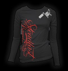 Womens Shirts Waterford MI - Clothing for Women, Steadfast Brand - American Pride Tattoos - 7