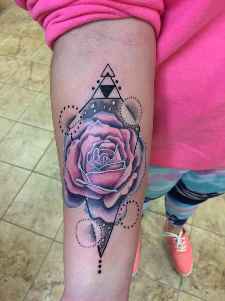 Milford MI's Top-Rated Color Tattoos - American Pride Tattoos - tattoo5