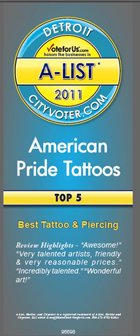 Laser Tattoo Removal Specialists In Waterford MI - American Pride Tattoos - 1