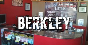 Tattoos Berkley MI - Piercing, Permanent Makeup - American Pride Tattoos - berkley