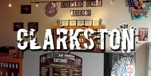 Tattoos Clarkston MI - Piercing, Permanent Makeup - American Pride Tattoos - clarkston